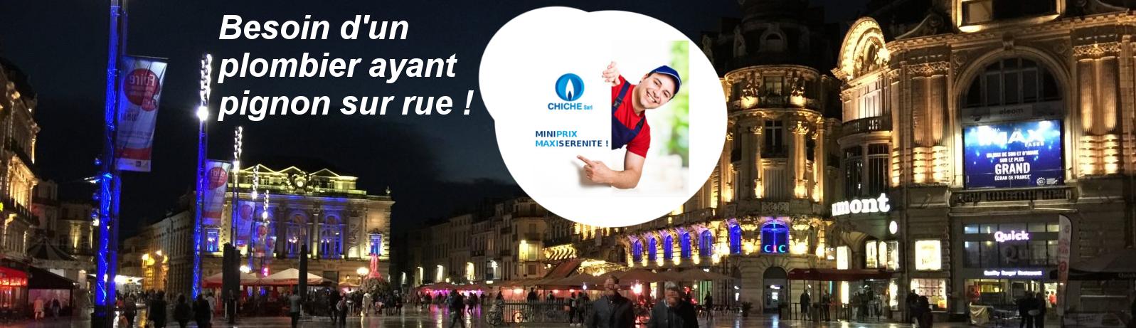 Plombier à Montpellier réparation dépannage plomberie 04 67 85 30 79